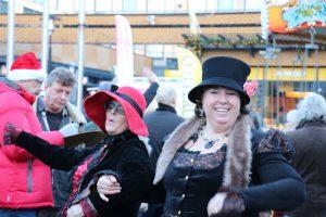 Agnes Blaauw Stichting Dans Leusden en Sandra