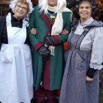 Scrooge met Hannie en Janny